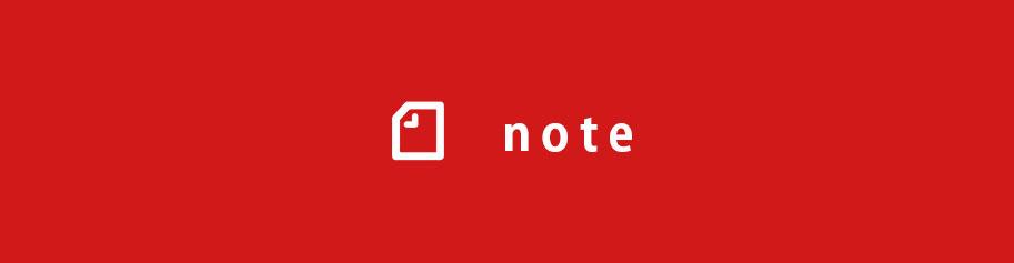 noteバナー